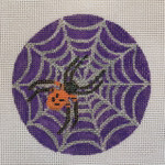 1201 18 Mesh Velvet Spider 4 x 4 Purple Palm