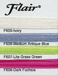 F605 Ivory Flair Rainbow Gallery