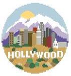 BT157 Hollywood Round  Kathy Schenkel Designs 4 x 4