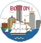 BT147 Boston Kathy Schenkel Designs 4 x 4