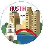 BT140 Austin Round Kathy Schenkel Designs 4 x 4