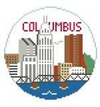 BT137 Columbus Kathy Schenkel Designs 4 x 4