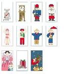 CO983 Tiny Sleigh Only Kathy Schenkel Designs 1.75 x 3