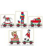 CO957 Tiny Lego Man Only Kathy Schenkel Designs