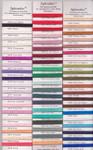 S0827 Dark Burgundy Splendor Rainbow Gallery