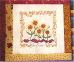 COUNTRY GARDEN IN SEPTEMBER Country Garden Stitchery