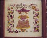 CGS-0104 MY GARDEN Country Garden Stitchery