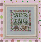 JN287 Spotted Hare Spring • GIE Just Nan Designs