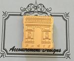 Arch de Triomphe Large Classic MAGNET Accoutrement Designs