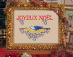 09-2688 Holy Baby (Joyeux Noel) by Passione Ricamo  124 x 90