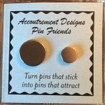 Pin Friends Limited Edition Accoutrement Designs