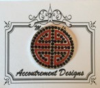 Symbol Glamorous MAGNET Accoutrement Designs