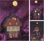 Haunted Treehouse Cross Eyed Cricket Cricket Collection CC 246YT