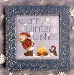 04-3288  Moon-Lite: Warm Winter Wishes Waxing Moon Designs YT