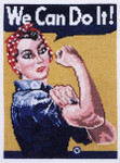 PC245 The Posy Collection Rosie the Riveter