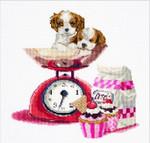 GOK741A Thea Gouverneur Baking Puppy