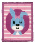 PNV155644 Vervaco Kti Winking Rabbit - Long Stitch