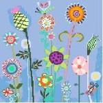 AS402 Birds Of A Feather Amy's Blue Garden