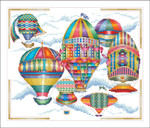 14-2647 18th Century Balloons by Vickery Collection