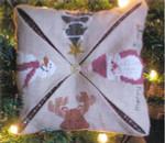 THI-1210 Merry X-mas Pinkeep 120 x 120 Thistles YT