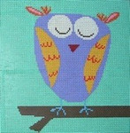 AS708 HOOTSY OWL Birds Of A Feather