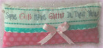 14-2037 SRT-0004 Glitter Girls by Serenity Stitches 198w x 29h
