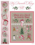 15-1302 My Favorite Things by Sue Hillis Designs  YT