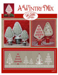 15-1303 Wintry Mix, A by Sue Hillis Designs  YT