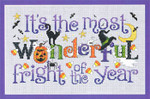 14-2488 Wonderful Fright by Sue Hillis Designs  YT