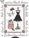 08-1761 Ooh La La! by Sue Hillis Designs