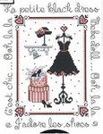 08-1761 Ooh La La! by Sue Hillis Designs