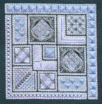 Freda's Fancy Stitching Stitch Softly 99w x 99h