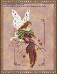 Autumn Fairy Spirit Passione Ricamo