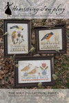16-1317 HPR-0121 Bird Collection, The - Part 1 Heartstring Samplery YT