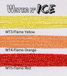 Rainbow Gallery Water N'Ice WT4 Frame Orange