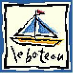 BF226 French Lesson Boat Birds Of A Feather