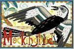 BP603 MOCKINGBIRD Birds Of A Feather