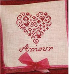 08-1364 French Country-Amour by JBW Designs
