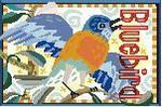 BP604 BLUEBIRD Birds Of A Feather