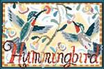 BP703 HUMMINGBIRD Birds Of A Feather