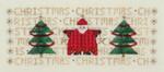 MarNic Designs Christmas Christmas Christmas 121w x 46h