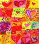 DI510 Love, Love, Love Birds Of A Feather