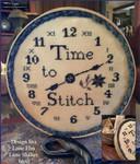 16-1121 Time To Stitch by Needle WorkPress
