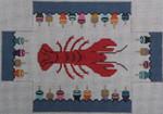 BRK221 J. Child Designs Brick Lobster