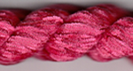 Silken Chenille 411 Turkey Red Thread Gatherer