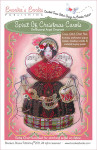 Brooke's Books Spirit of Christmas Carols Angel Ornament Chart Pack