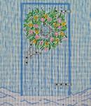 SWB1100 Whale Door 8X10 18 Mesh Cooper Oaks Designs