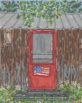 SWB1096 The Ranch 8X10 18 Mesh Cooper Oaks Designs