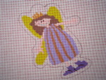 XOEB-008	Lavender Fairy		18 Mesh The Point Of It All Designs