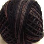 Valdani Floss 8VAP11 Pearl Cotton Size 8 Balls Aged Black